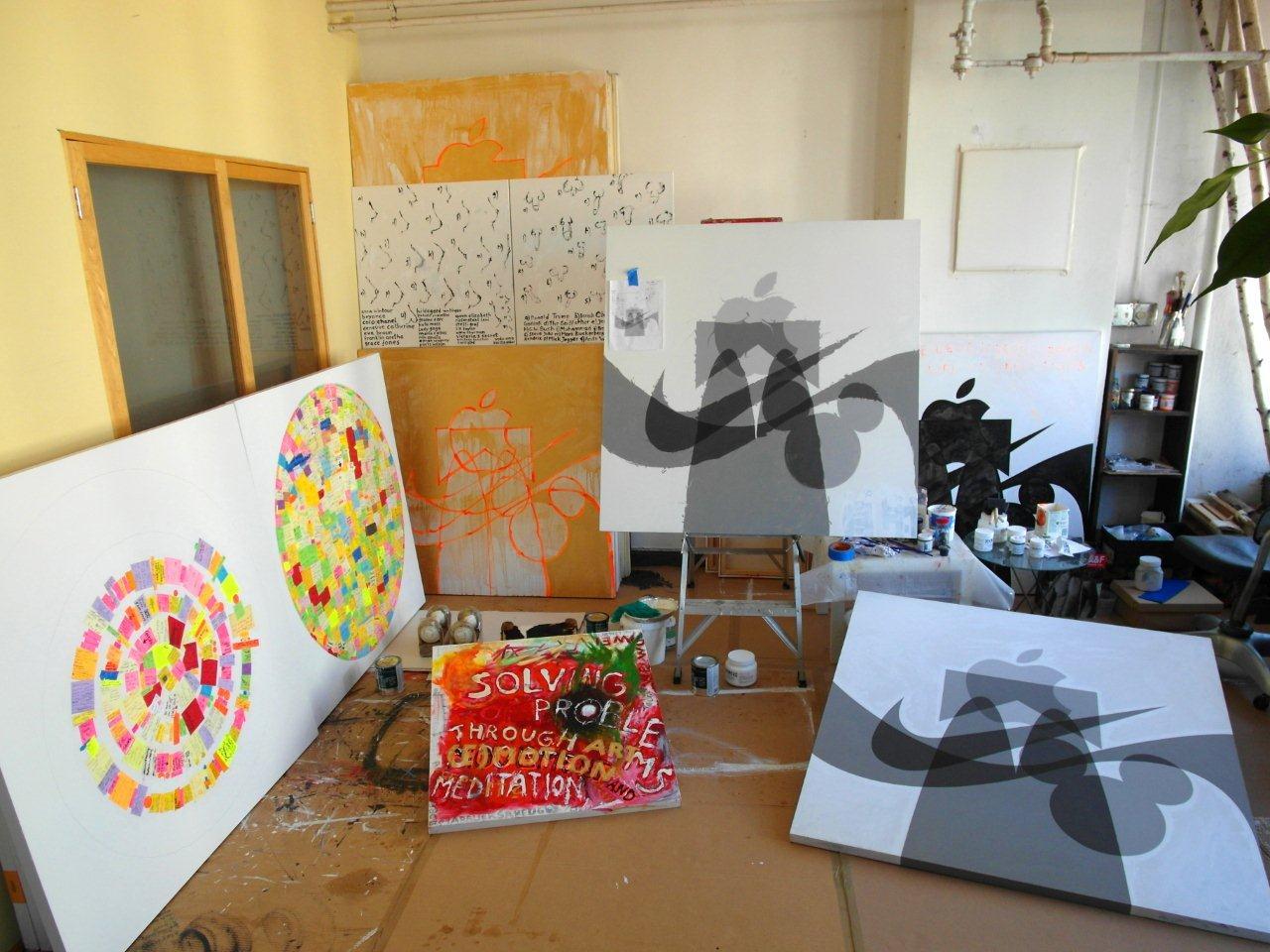 Studio EZippel, New York 2011