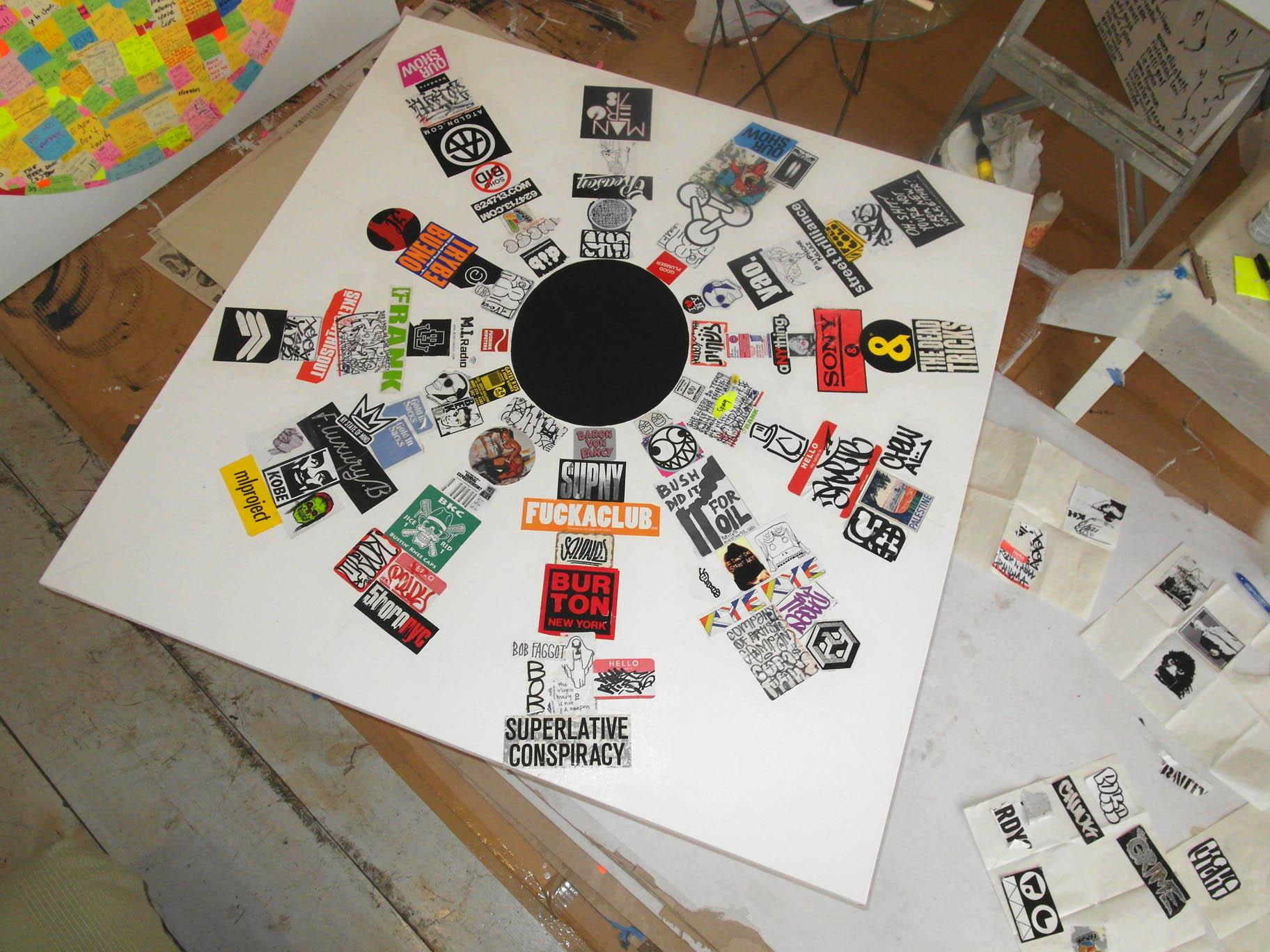 Studio Zippel, NY 2011