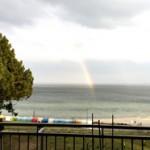 Regenbogenkunst