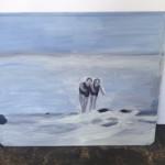 CS/Couple at the Sea