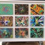 Collage 1, 74x94 cm, € 1500
